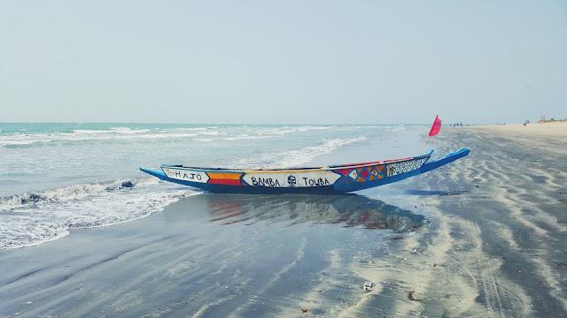 Gambian rannikko