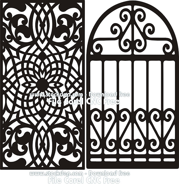 Download Free Vector – Free design vector file download for CNC and Laser 2021