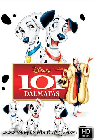 101 Dalmatas (1961) [1080p] [Latino-Ingles] [MEGA]