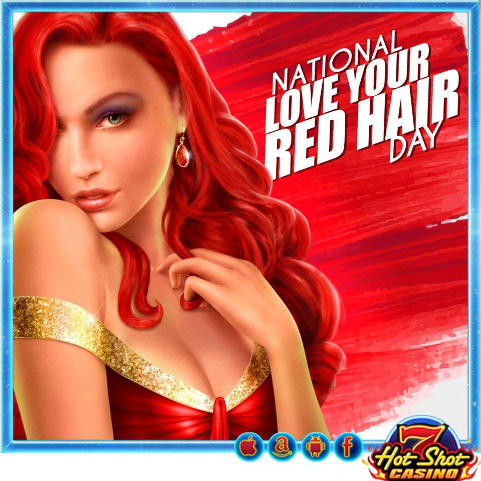 National Love Your Red Hair Day Wishes Pics
