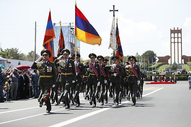 Armenia celebra el centésimo aniversario de la Primera República