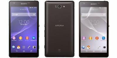 Spesifikasi dan Harga Sony Xperia Z2A