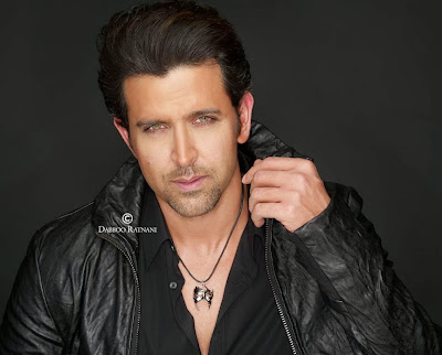 Hrithik Roshan Endorsing #Krrish3 Jewellery By Farah Khan Ali