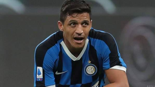 Conte: Sanchez Not Ready to Start for Inter