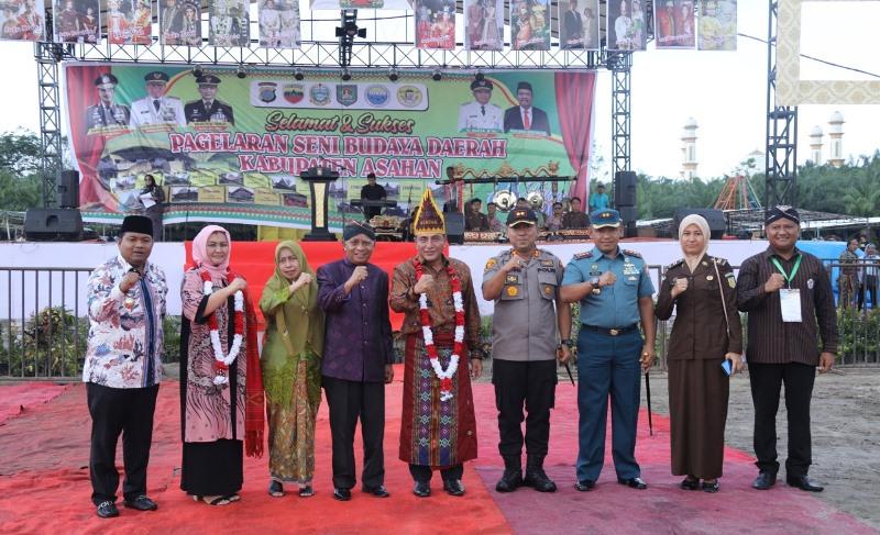 Gubsu: PSBD Asahan Wadah Mempereret Silaturahmi Antar Etnis Dan Persatuan Bangsa