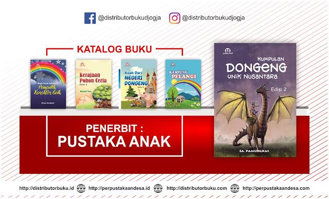 Buku Terbaru Terbitan Penerbit Pustaka Anak