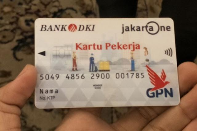 Banyak Manfaat dan Kemudahannya, Kartu Pekerja Jakarta Ini Mulai Dibagikan Begini Cara Daftar dan Persyaratannya