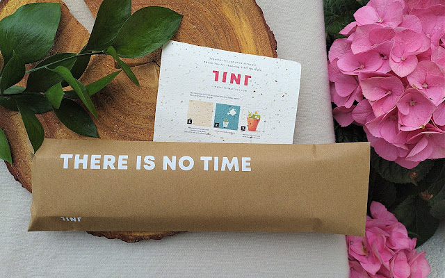 THERE IS NO TIME - TINT - Czytaj więcej