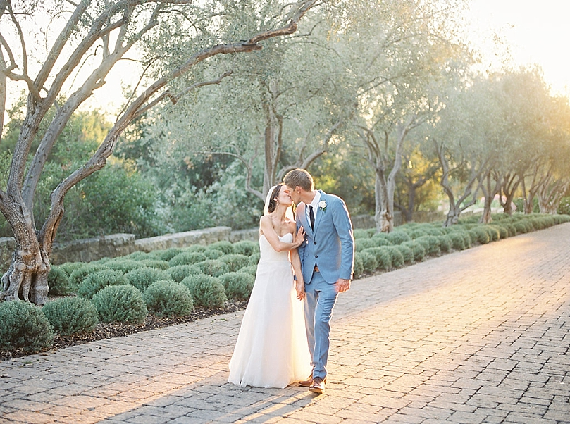 Our Vision Was An Intimate Garden Wedding With An Outdoor Dinner Reception To Be Shared With A Close Group Of Family And Friends