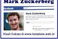 Kisah Sukses Mark Zuckerberg, Penemu Dan Pendiri Facebook
