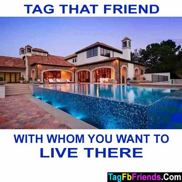 Tag that friend with wqhom you want to live this luxurious place