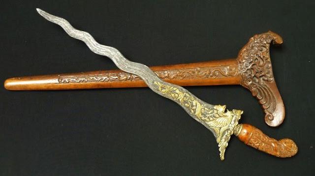 Senjata Tradisional Keris