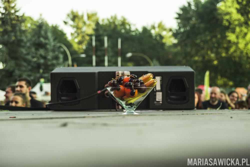 The Dreadnoughts Czad Festiwal fruit bowl