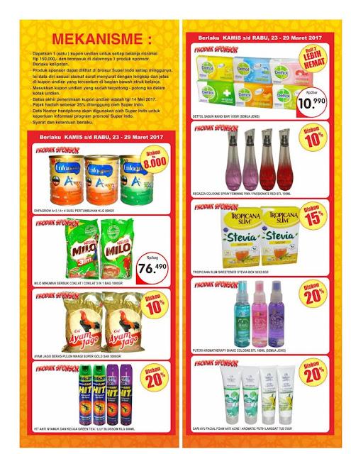 Katalog Super Indo Yogyakarta Solo Salatiga Magelang Semarang