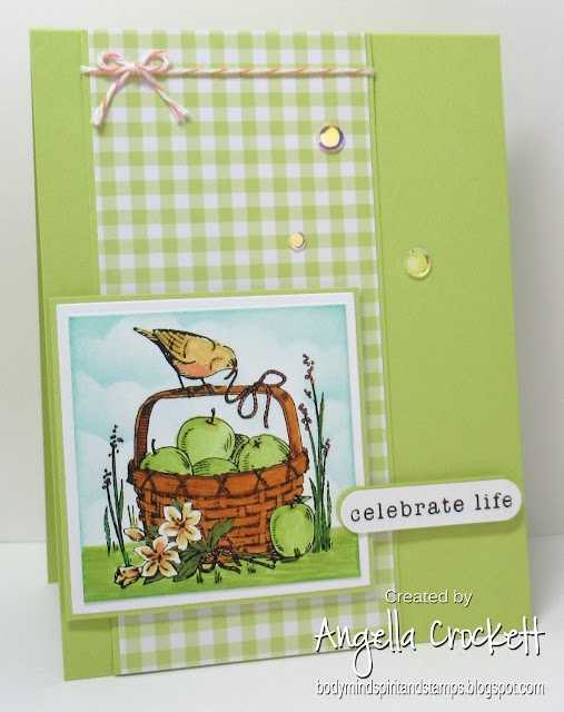 Stampin Up Feathered Hope and So Many Sayings; Card Designer Angie Crockett