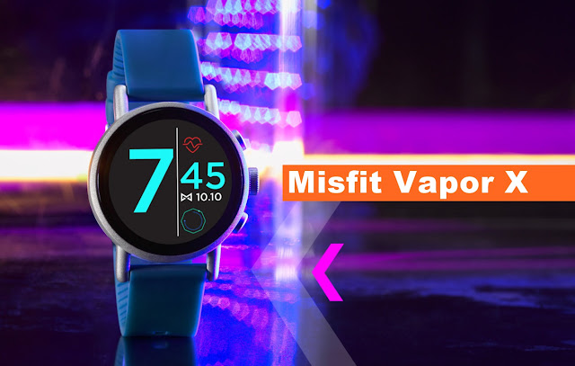 Misfit Vapor X price in pakistan, specs, and features
