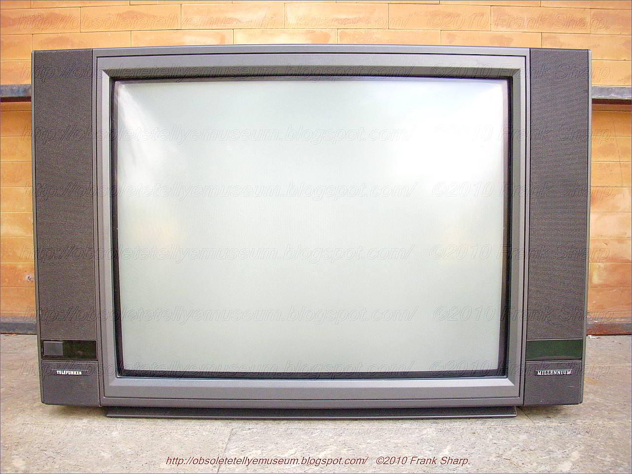 Obsolete Technology Tellye !: TELEFUNKEN PALCOLOR HIFI 29