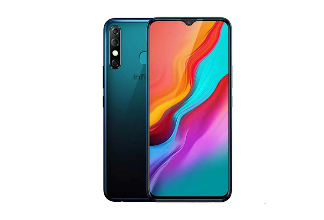 Infinix Hot 8 Best smartphone under 7000 [September 2019] Triple rear Cameras ! and 5000 mAh battery