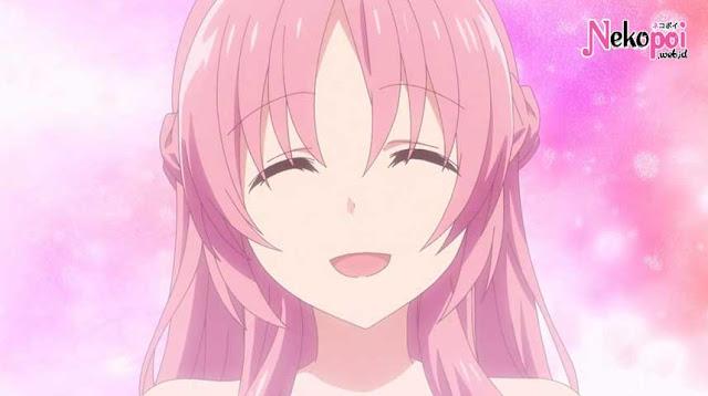 Megami-ryou no Ryoubo-kun. Episode 7 Subtitle Indonesia