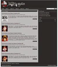 Gratis Download Black Template (Blogger)