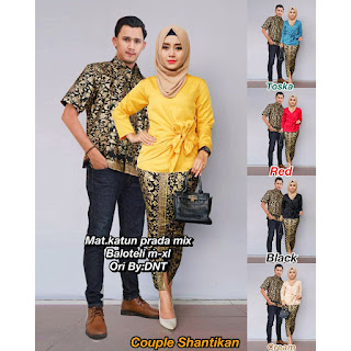 Batik Couple Shantikan
