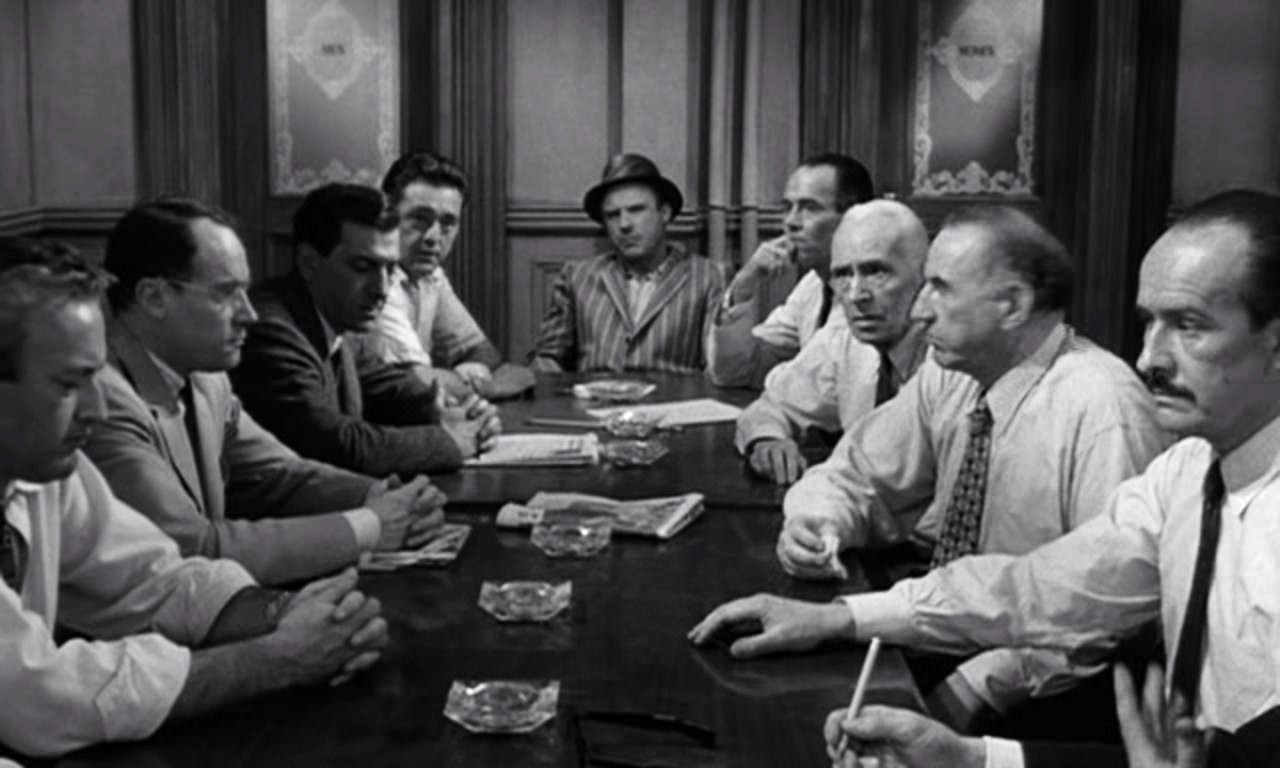 12 angry men jury characters 12 angry men (1957) a list of the 12 angry men characters juror 8 (mr davis) an architect, the first dissenter and pr juror 1 the jury foreman.