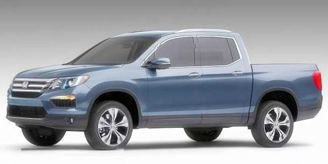 2018 Honda Ridgeline Redesign, Release Date