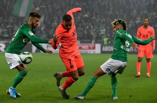 Oficial: El Saint-Étienne renueva hasta 2024 a Mahdi Camara
