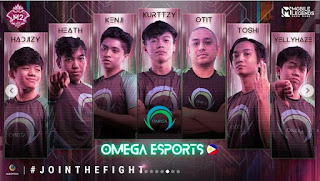 Roster Omega Esports M2
