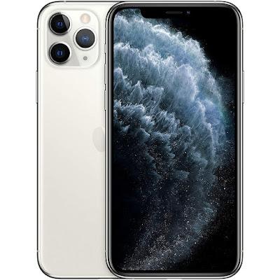 Apple iPhone 11 Pro 64 GB plata