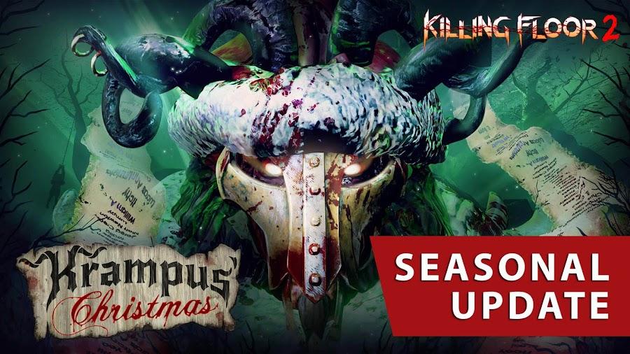 killing floor 2 krampus christmas seasonal update