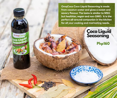 OroqCoco Liquid Seasoning