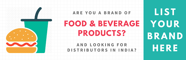 List Your Food & Beverage Brand Here...