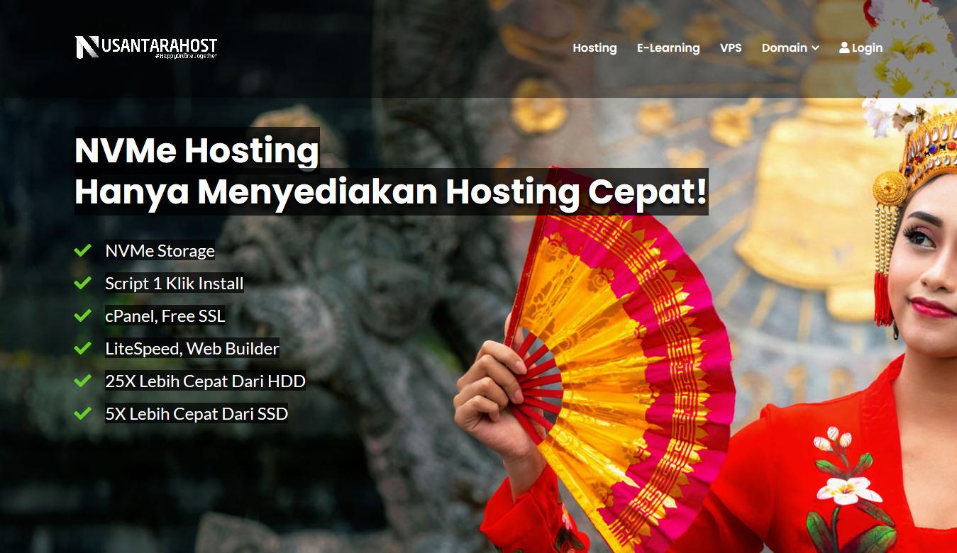 hosting murah sekali