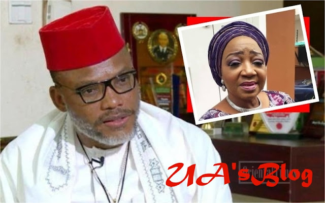 What Nnamdi Kanu Said About Killing Of Afenifere Leader's Daughter By Suspected Fulani Herdsmen