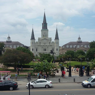 Louisianna, New Orleans, NOLA,Cathedral, French Quarter