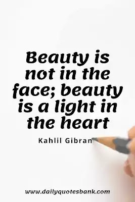 Simple Beauty Quotes - Beautiful Wise Quotes About Beauty