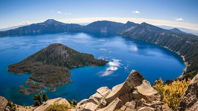 Best Time to Visit Crater Lake