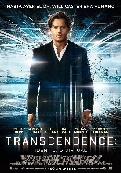 TRASCENDENCE (Wally Pfister-2014)