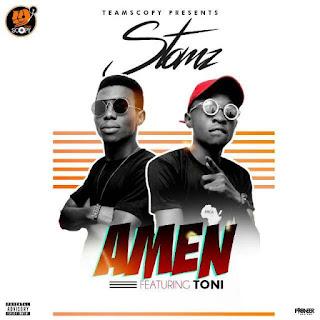 Stomz - Amen Ft. Tonny (Mix. RexRain)