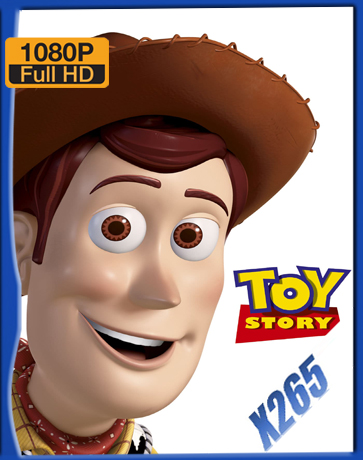 Toy Story [1995] [Latino] [1080P] [X265] [10Bits][ChrisHD]