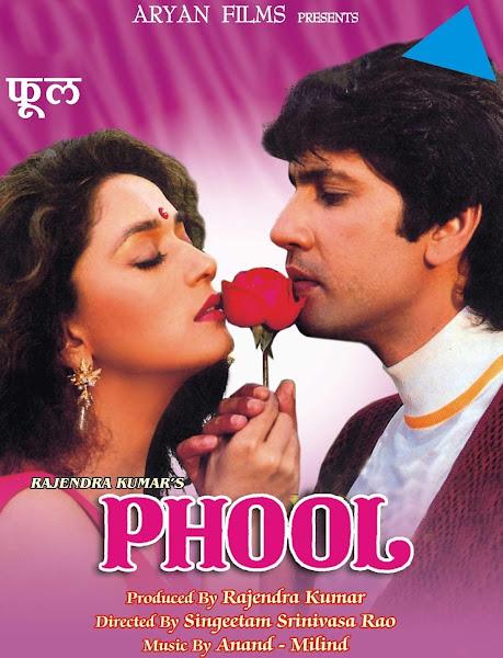 Poster of Phool 1993 Full Movie 720p Hindi HDRip x264 Download