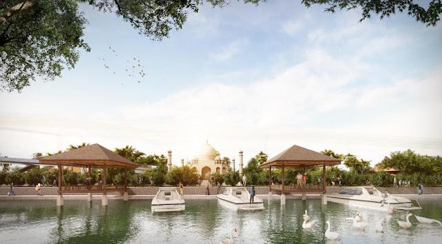 Dự án Sunshine Heritage Resort Hà Nội: Biểu tượng sinh thái nghỉ dưỡng chuẩn resort 4.0