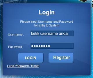 Solusi tidak bisa login di MMBC