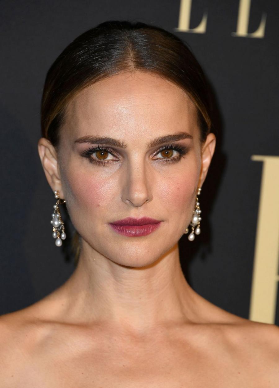 Natalie Portman at ELLE's 2019 Women In Hollywood Event