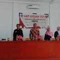 Perkuat Silaturahmi Sesama Mahasiswa Hukum, Himaprodi Hukum Pidana Islam Adakan Camp