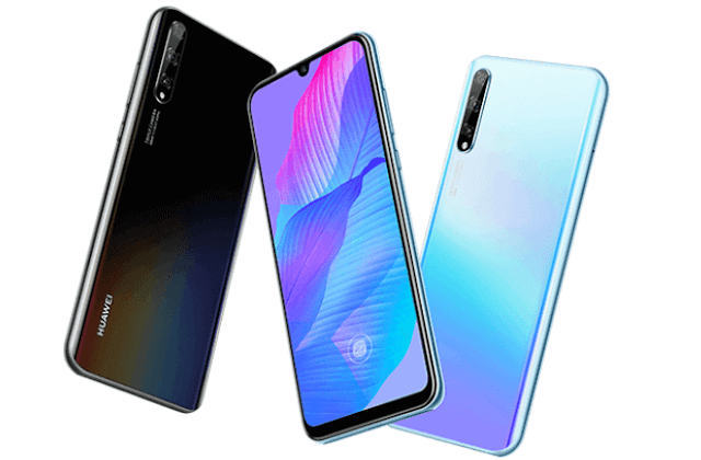 Huawei Y8p with Kirin 710F and 6.3-inch OLED screen now official