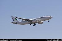 Airbus A330 EC-MJS