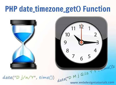 PHP date_timezone_get() Function