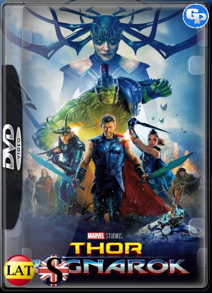 Thor: Ragnarok (2017) DVD5 LATINO/INGLES